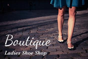 Boutique ladies shoe shop, Elegante Dronfield