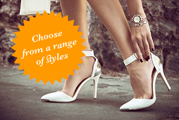 Range of styles, Elegante Dronfield