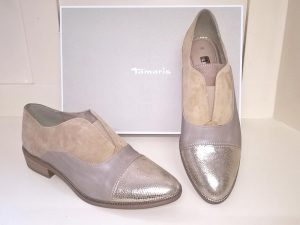 Beige shoes, Elegante Dronfield