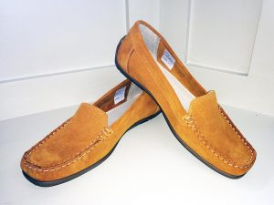 Laranja suede shoes 3188, Elegante Dronfield