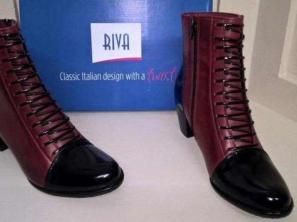 Adria Bordeo boots, Elegante Dronfield