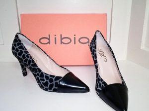 Flotentic Negro shoes, Elegante Dronfield