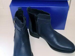 Negro Cheslea boots, Elegante Dronfield
