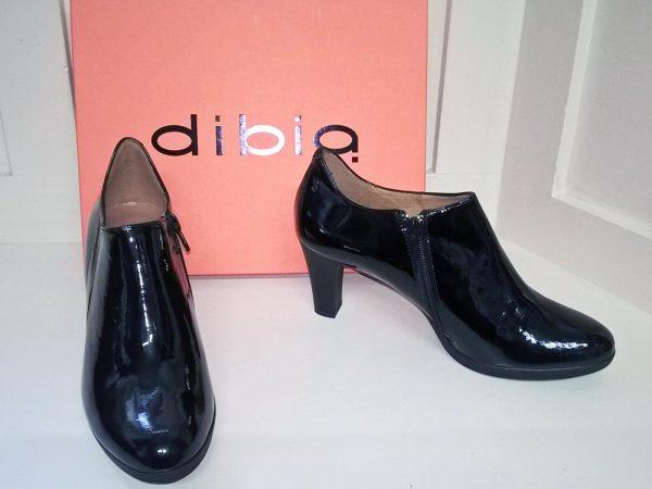 Kafir black shoes, Elegante Dronfield