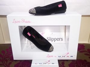 Denise II Slipper - KLA042BK, Elegante Dronfield