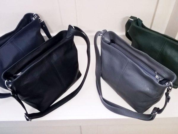Leather Shoulder - M504, Elegante Dronfield