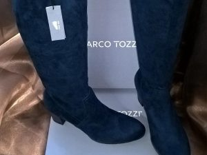 Navy Boot, Elegante Dronfield