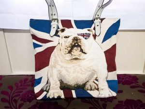Sangrila Bag - Bulldog, Elegante Dronfield