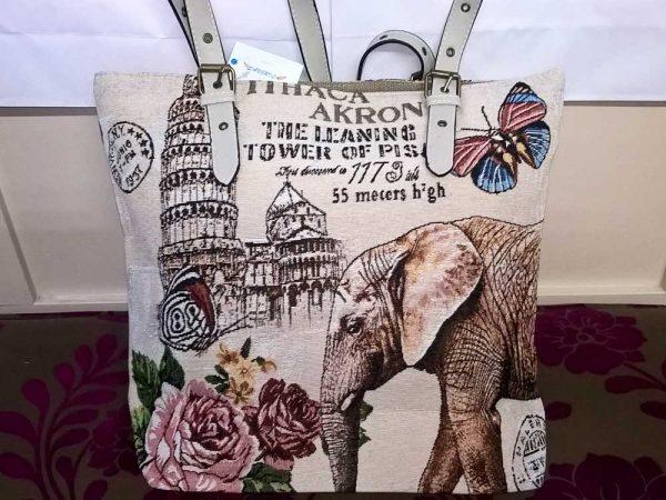 Sangrila Bag - Elephant, Elegante Dronfield