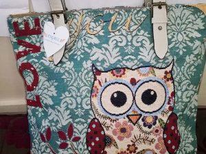 Sangrila Bag - Love Owl, Elegante Dronfield