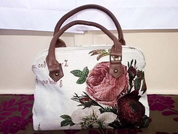 Sangrila Bag - Roses, Elegante Dronfield